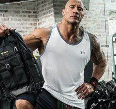 Under Armour a Dwayne Johnson