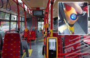 Autobusy v Bratislave majú USB port pre nabíjanie