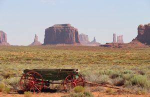 Western a zopár amerických miest duchov