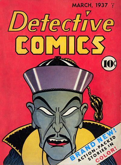 1. diel komiksov Detective Comics, DC Comics