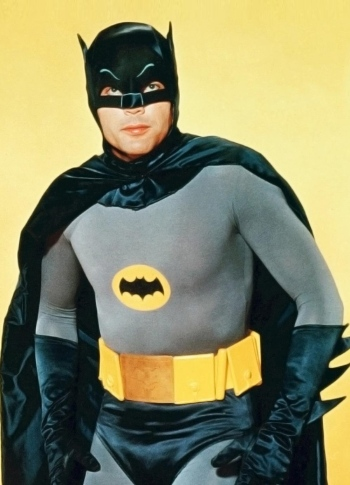 Batman Adam West 1966