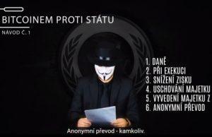 Anonymous a bitcoin