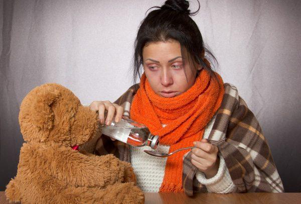 Chrípka nádcha a iné pohromy
