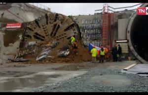 železničný tunel Ejpovice, spriechodnený
