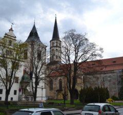 Levoča, Kostol Sv. Jakuba