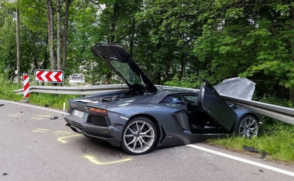 Lamborghini Aventador nehoa
