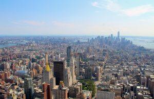 New York ako Big Apple, Manhattan