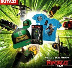 LEGO Ninjago Súťaž