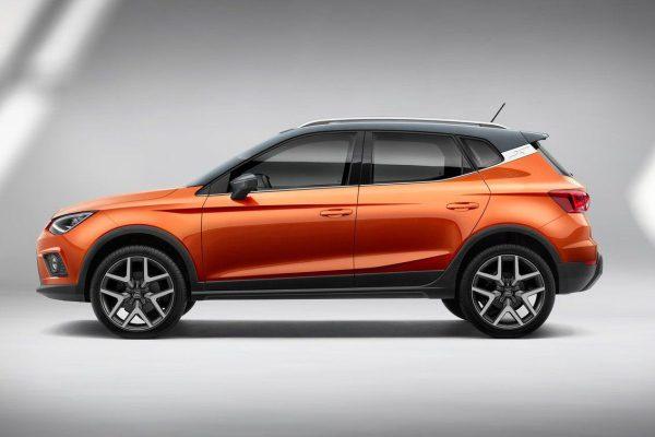 SEAT Arona, 2017, nový model automobilky