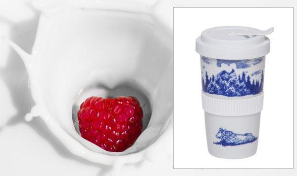 Termohrnček jogurtový hollandia vyhrajte v súťaži