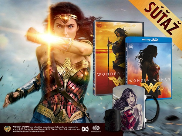 Wonder Woman súťaž
