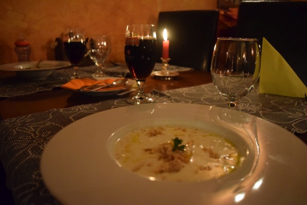 Bryndzová polievka