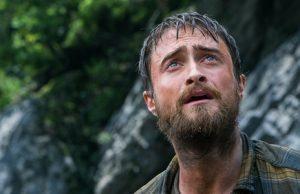 Džungľa, stratený v džungli, Daniel Radcliffe
