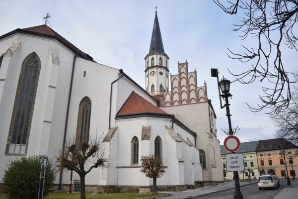 Kostol sv. Jakuba, Levoča