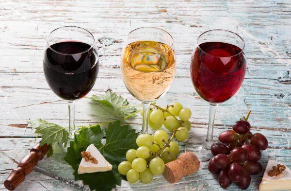 Víno a syr, výborná kombinácia