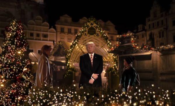Kevin Sám doma a Donald Trump zábavné video