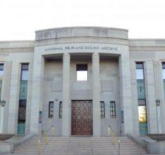 Národný filmový a zvukový ústav Canberra, Austrália