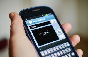 SMS a mobil, vianočné smsky