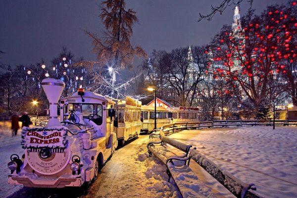 Viedeň Vianočné trhy