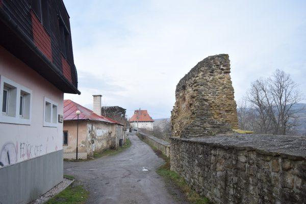 Stredoveké Hradby Levoča