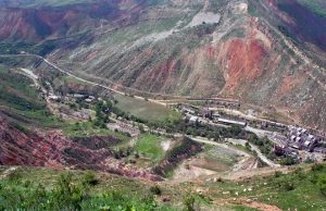 Mailuu-Suu Kirgizsko