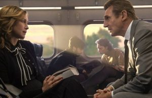 Muž vo vlaku, (The Commuter) Liam Neeson 2018