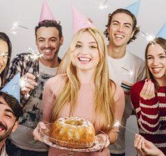 Narodeniny a oslava narodenín