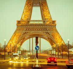 Paríž a Francúzsko