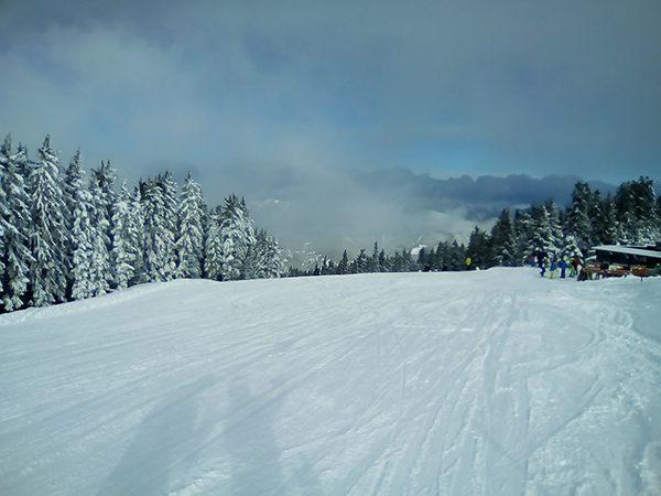 Semmering Stuhleck lyžovačka z Bratislavy 2018