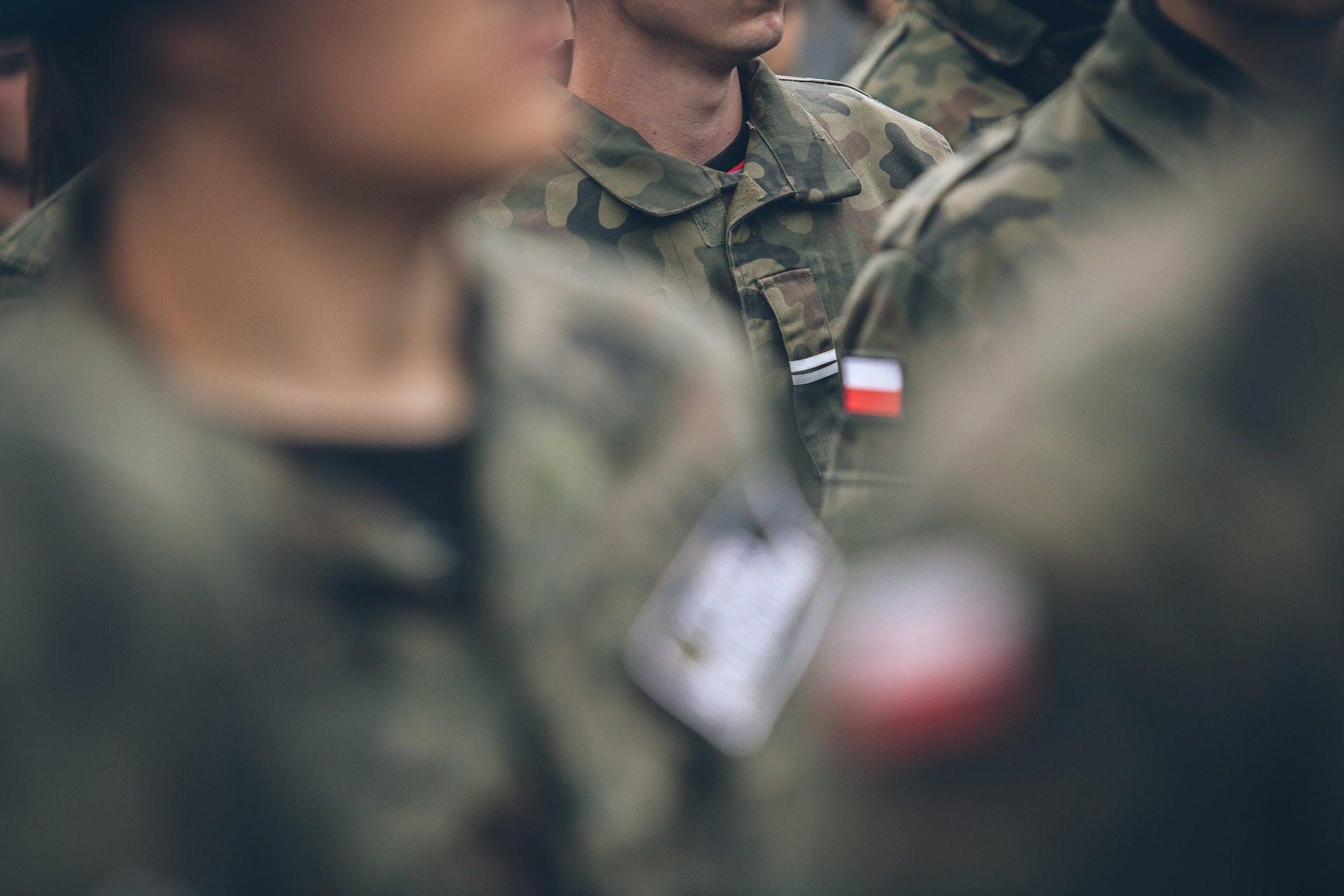 stanné právo a mobilizácia armády