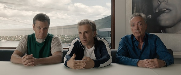 Film Zmenšovanie Matt Damon Christopher Waltz