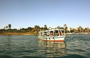 Níl Egypt a vody Nílu