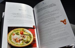 Global Epicurean luxusná kniha recepty gastronómia