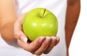 Jablko ruka