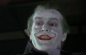 Jack Nicholson, Batman Warner Bros