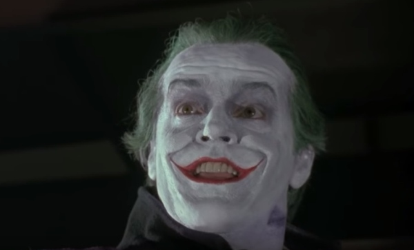 Jack Nicholson, Batman Warner Bros