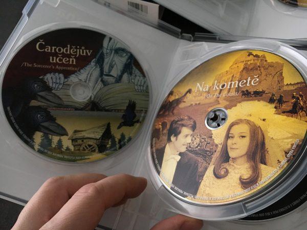 Kolekcia Karla Zemana, kultové filmy