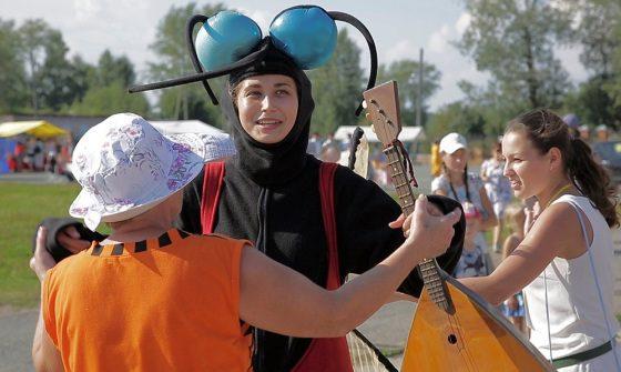 Berezniky Komár festival
