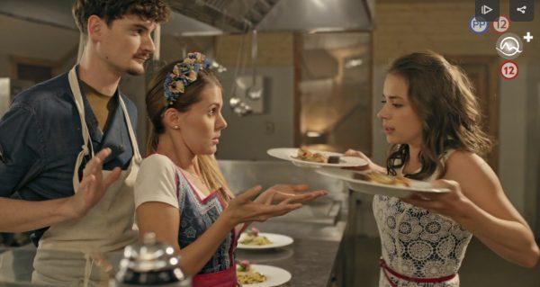 Seriál Kuchyňa, TV Markíza