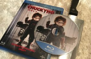 Chuckyho kult, Blu-Ray