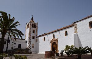 Fuerteventura, Kanárske ostrovy historické