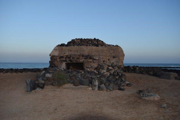 Fuerteventura II. svetová vojna, vojenské bunkre