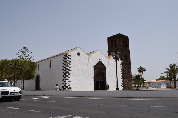 Fuerteventura, Kanárske ostrovy kostol
