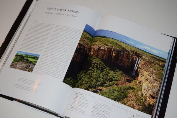 Najkrajšie národné parky sveta Slovart, recenzia