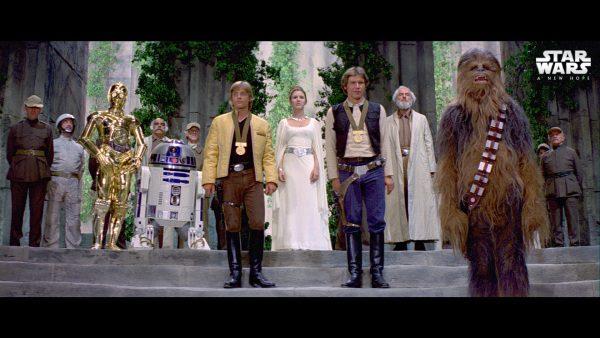 Star Wars: Nová nádej v sprievode filharmonického orchestra