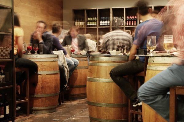 Vináreň, vinárňa, vína, podniky gastro
