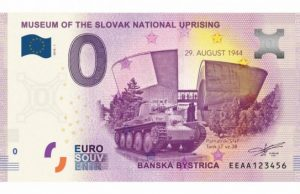 0 EURová bankovka