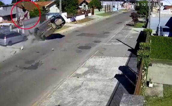Autonehoda Brazília