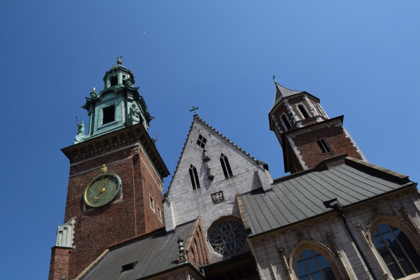 Katedrála Wawel, Krakow