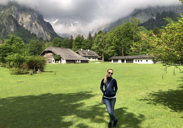 Lucia Sasková Nemecko